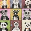 Panda Paintings #artwalk