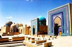 Uzbekistan-Samarkand-Shakhi