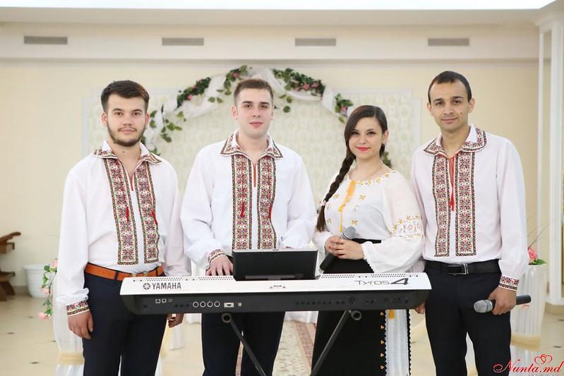 Formaţia Modern din Chişinău.