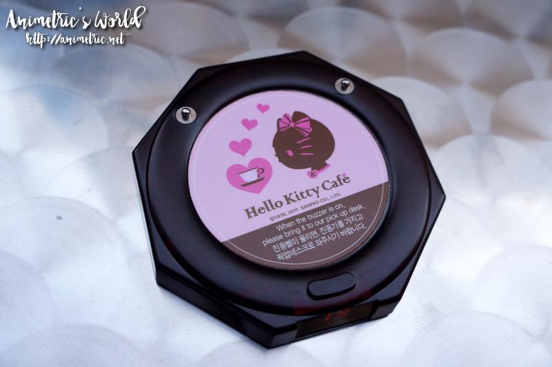 Hello Kitty Cafe Seoul