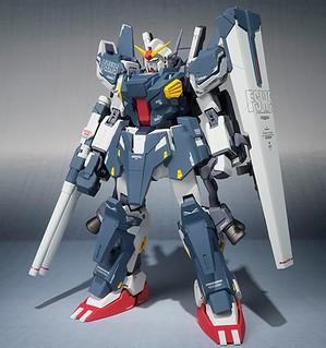 ROBOT魂 〈SIDE MS〉全武裝鋼彈Mk-II  フルアーマーガンダムMk-II