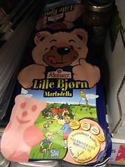 Little Bjørn mortadella