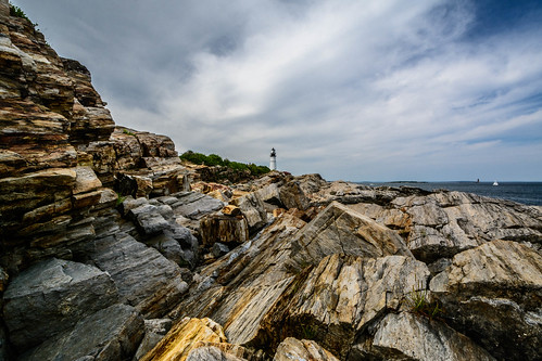 lighthouse seascape color portland landscape maine portlandheadlight 100240mmf3545 nikond7100nikon