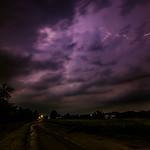 23. Juuni 2016 - 22:39 - Thunderstorm, Rosendahl, Germany, 23-06-2015