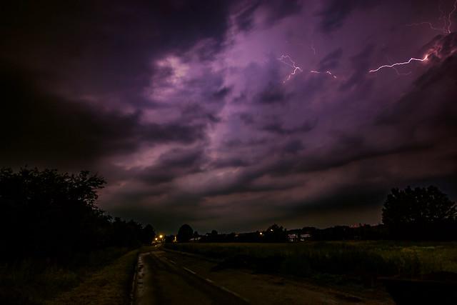 The Storm beginns