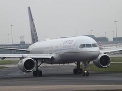 N33103 Boeing 757 United Airlines