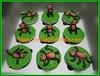 Cupcake monyet