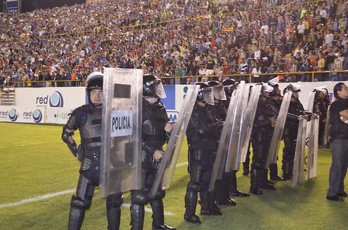 Listo dispositivo de seguridad para final de la liga de ascenso de fútbol en SLP