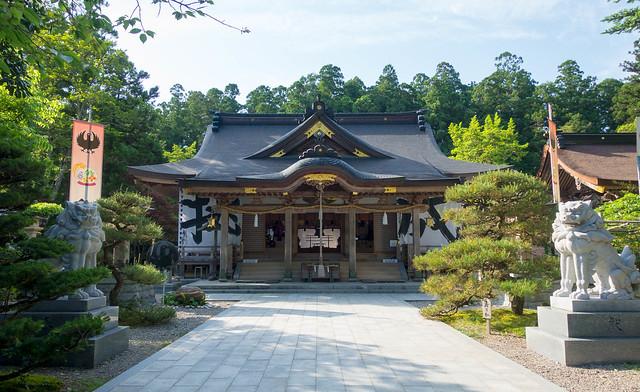 Hongu Shrine