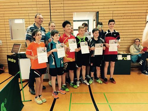 2. Bezirksjahrgangsturnier 2015 in Alteglofsheim
