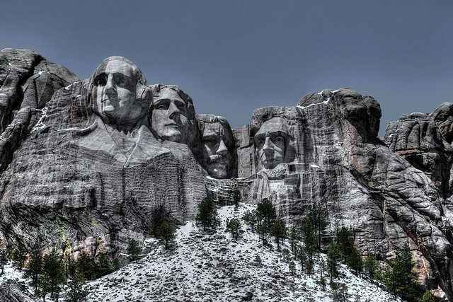 Mount Rushmore - Founding Fathers