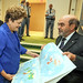 FAO Director-General Jose Graziano da Silva meeting with President of Brazil Dilma Rousseff - 69th General Assembly of the United Nations (UN).