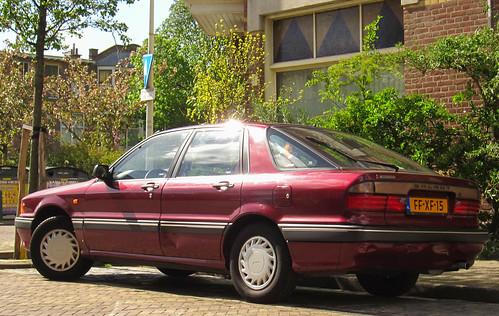 1992 Mitsubishi Galant Hatchback 1.8 GLi