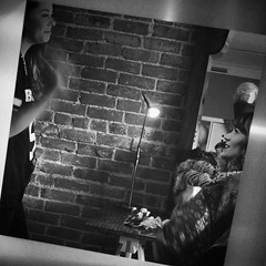 The Salon on Bernard #blacknwhite #blackandwhite #bernardstreet #blackandwhitephotography #blacknwhitephotography #blackandwhitephoto #hairsalon #hairstylist #creativephotography #operakelowna #downtownkelowna #life #love #kelowna