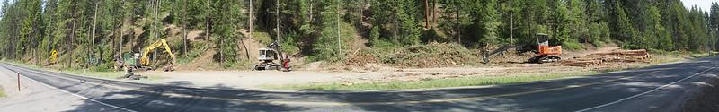 Logging on SR-20