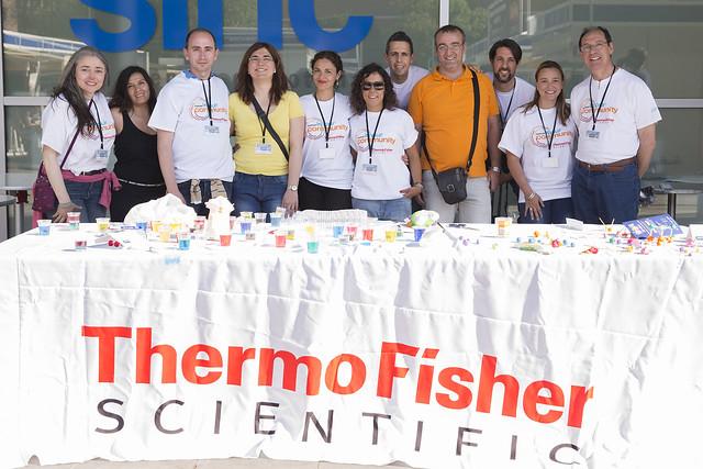 El Finde Científico del MUNCYT se celebró los días 30 y 31 de mayo de 2015