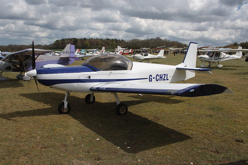 G-CHZL Zenair CH 601XL Popham