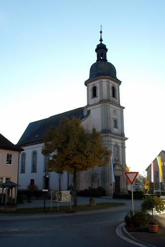 St. Laurentius, Bundorf