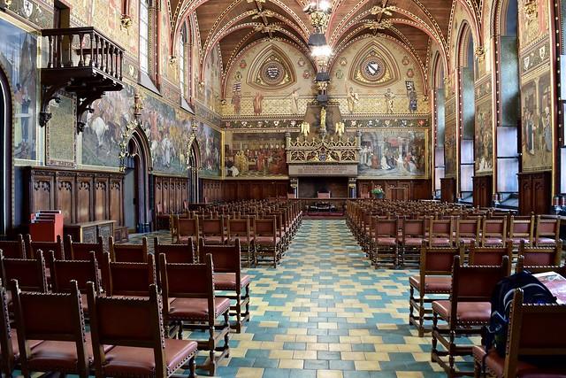 Gotische Zaal, or Gothic Hall
