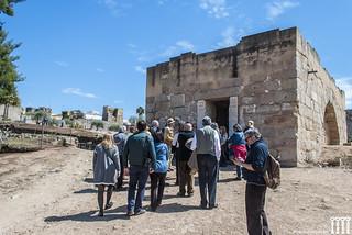Bilde av Alcazaba de Mérida nær Mérida. españa badajoz museo visita alcazaba mérida extremadura excursión patrimonio visigodo algibe patrimonioespañol hispanianostra turevent