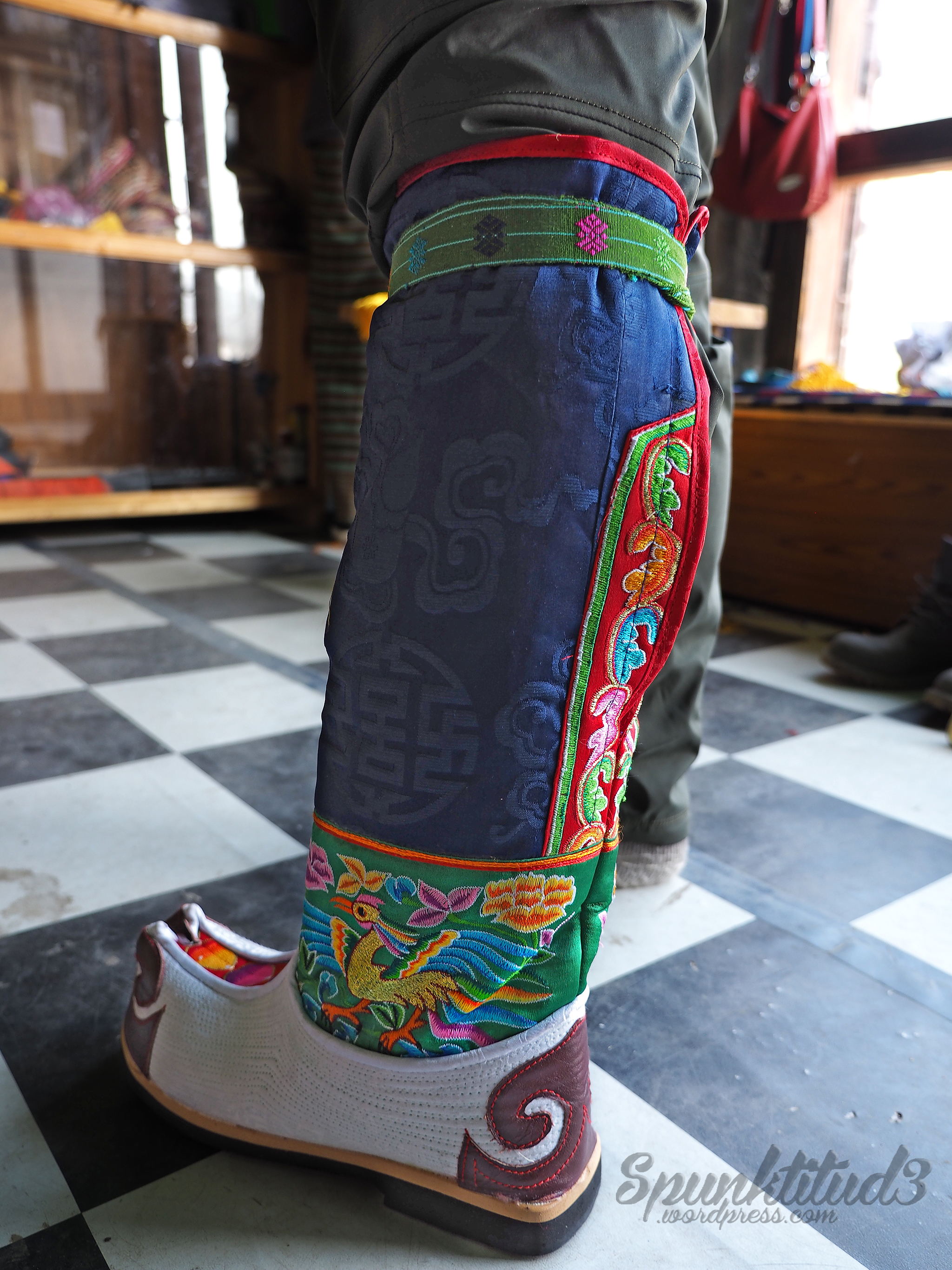 Bhutan - The Craft of Tsho Lham Bootmaking