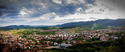 Vista do Mirante - Macaubas