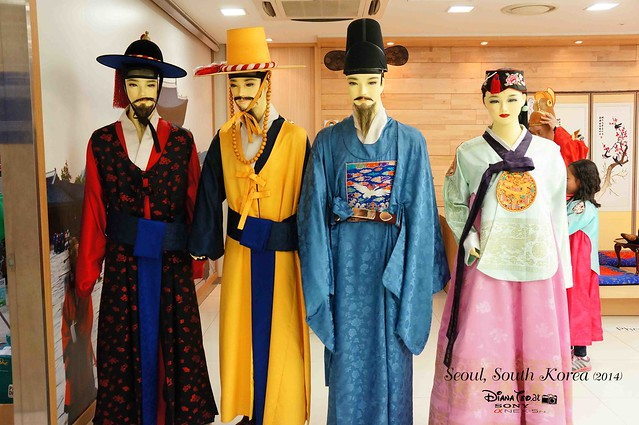 South Korea - Free Hanbok Experience 03