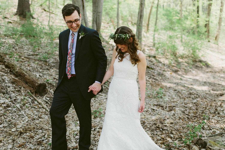Delaware water gap wedding