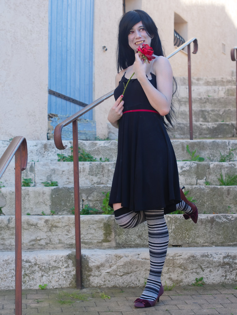 related image - Shooting Marceline - Adventure Time - Istres - 2015-05-09- P1080461