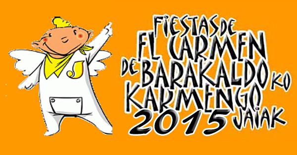 Carmenes Barakaldo 2015
