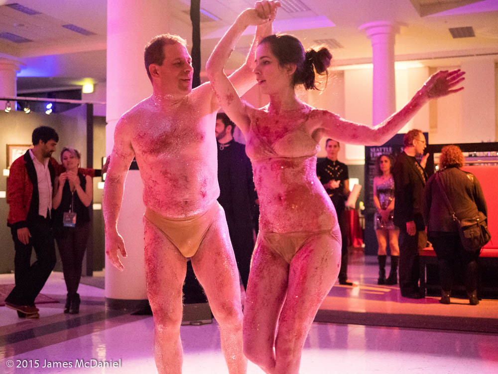 Erotic art festival