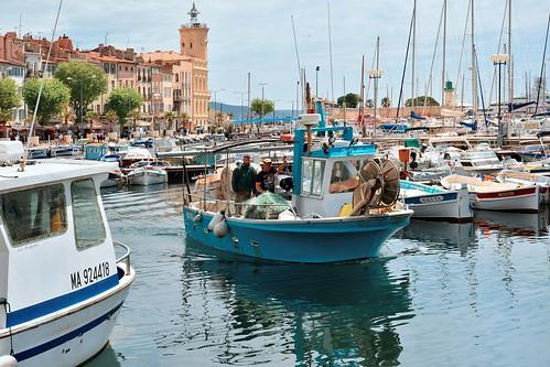 Juanico boat : The fishermen are back / La retour des pêcheurs