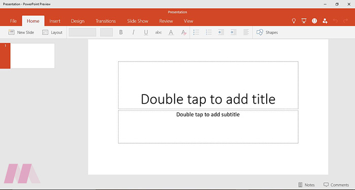 PowerPoint Preview