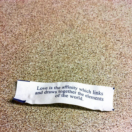 """Wait...I can say that better...."" --John Lennon #FortuneCookieTellsAll #WaitWhat"