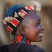 Ethiopie; la vallée de l'Omo: les Hamar. by claude gourlay