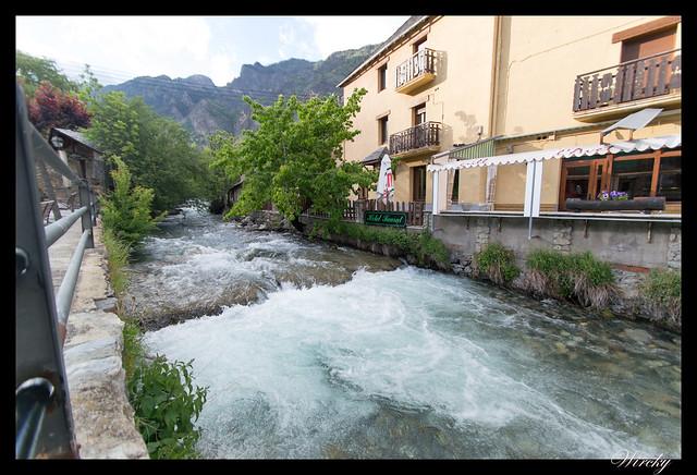 Rio Escrita en Espot