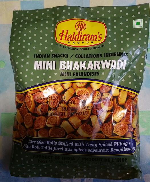 Haldiram's Mini Bhakarwadi