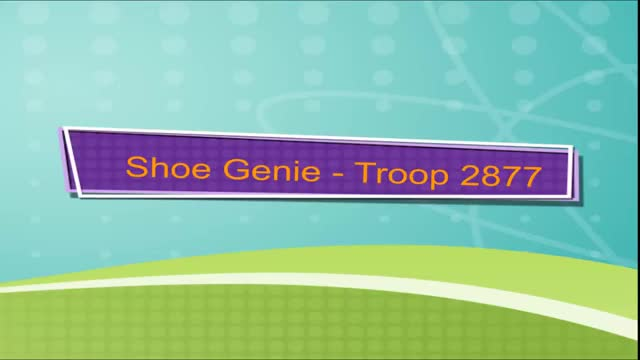 Shoe Genie Troop 2877