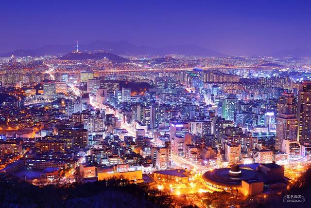 2韓國夜景(喜鴻)