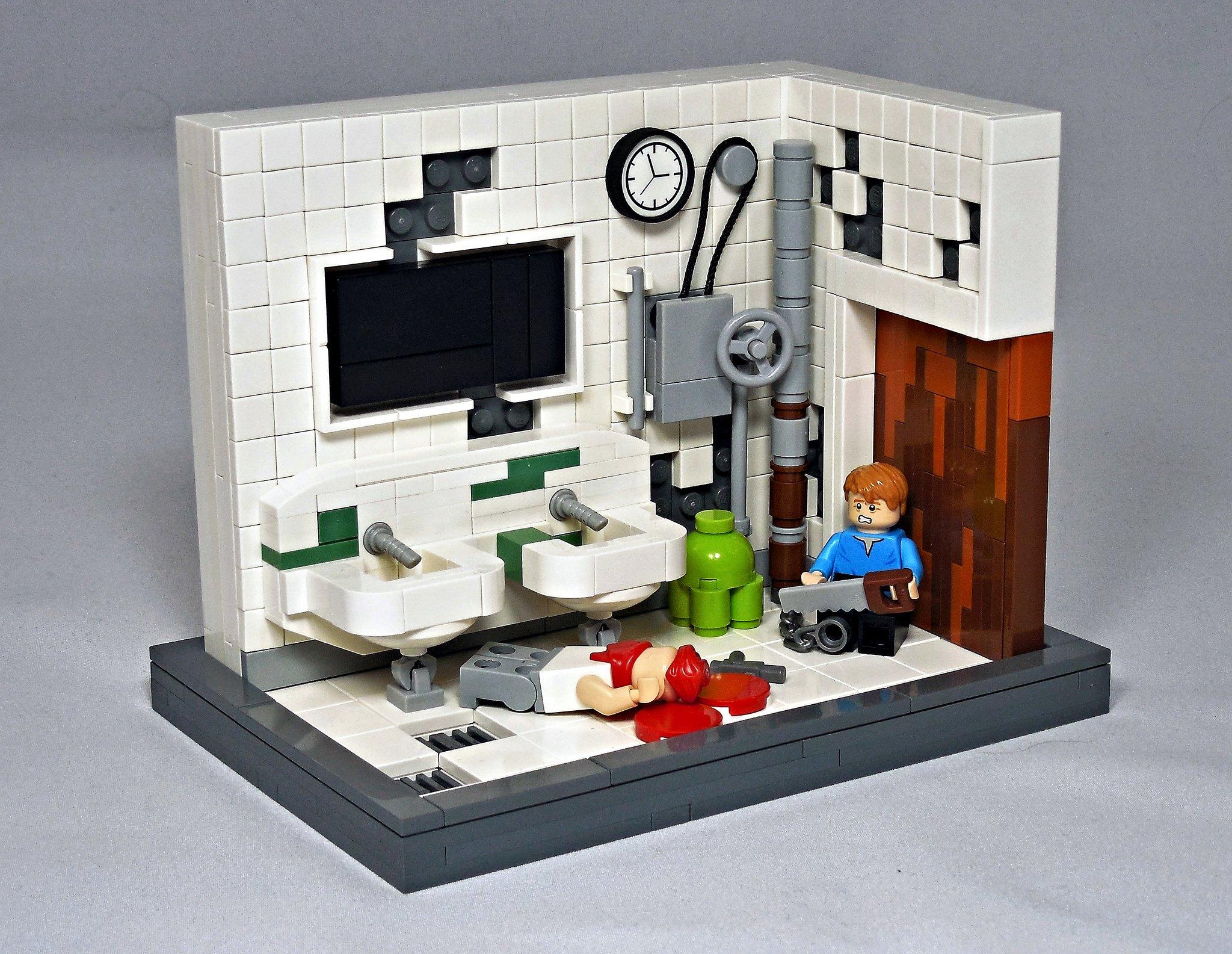 LEGO® MOC by Vitreolum: SAW