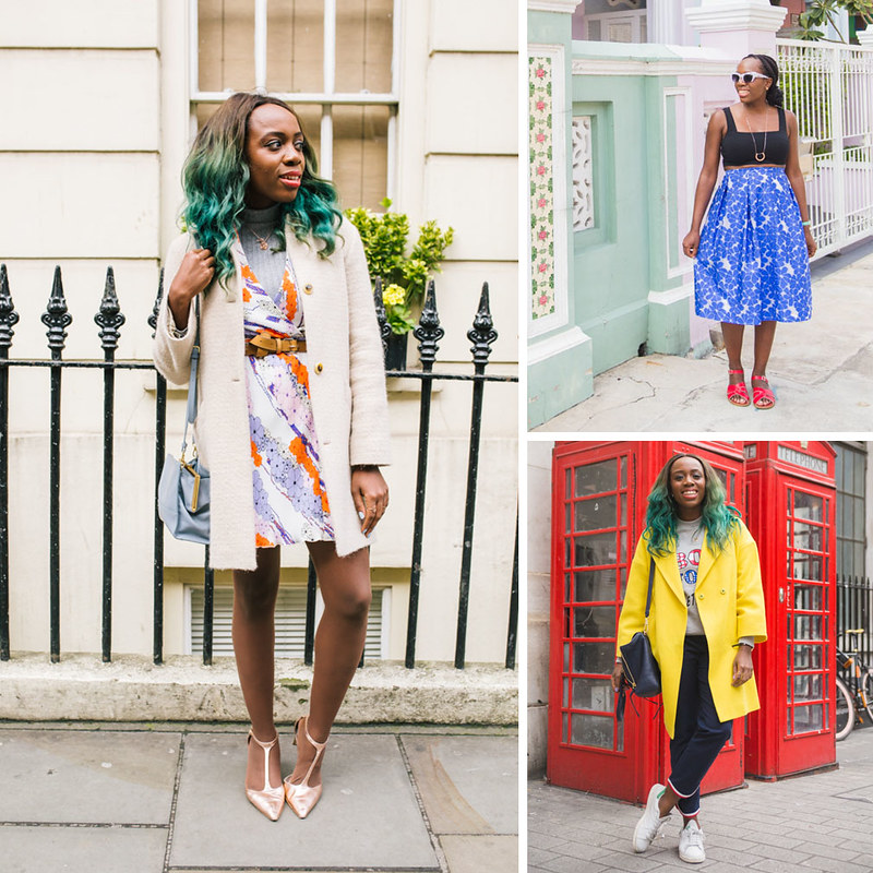 9 Fashion Bloggers With a Unique Sense of Style | Kristabel - I Want You to Know
