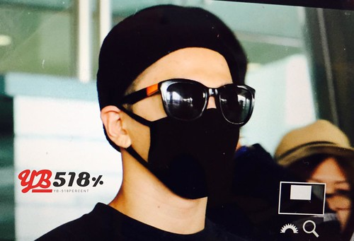 Big Bang - Incheon Airport - 13jul2015 - YB 518 - 01