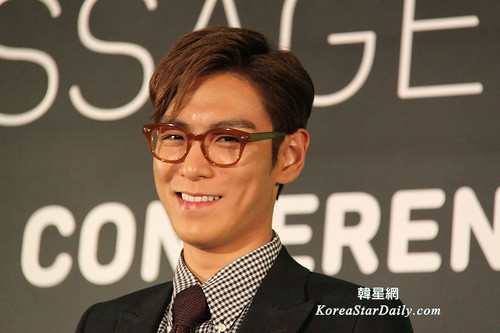 TOP - Secret Message Taiwan Press Conference - 06nov2015 - koreastardaily - 13