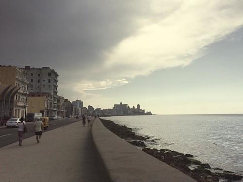 El Malecón, 2016.