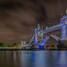 Tower Bridge Opening by Daniel Coyle