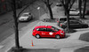 Taxi RedCab in Riga