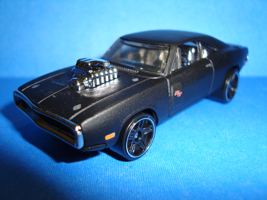 Dodge Charger Rt 1970 Hot Wheels Fast Furious 2015 03 C Flickr