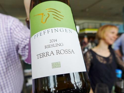 Weingut Pfeffingen Terra Rossa Riesling