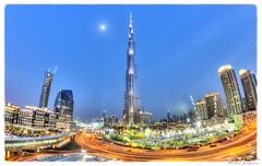 The Burj Khalifa, Dubai, UAE