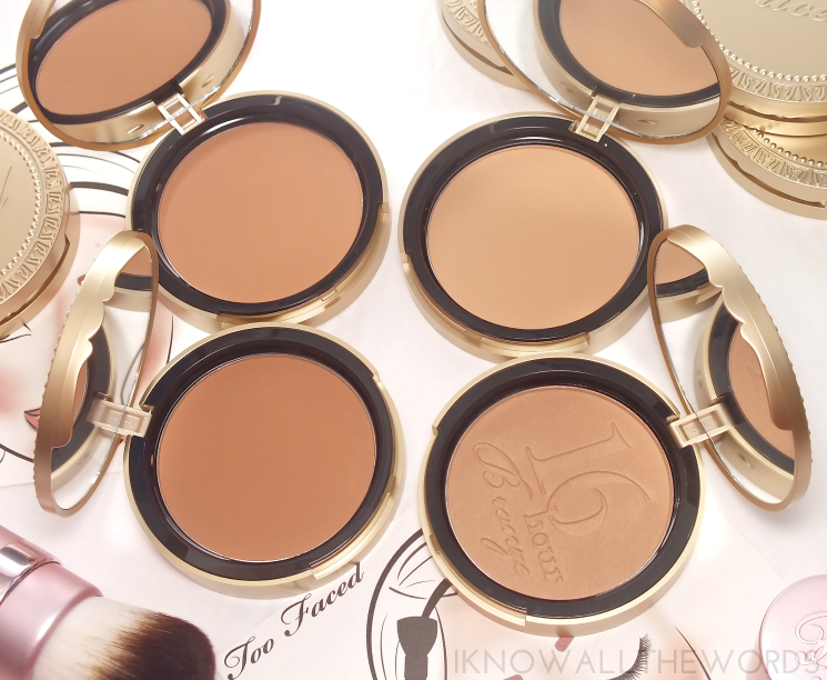 too faced the ultimate bronzer wardrobe (7)